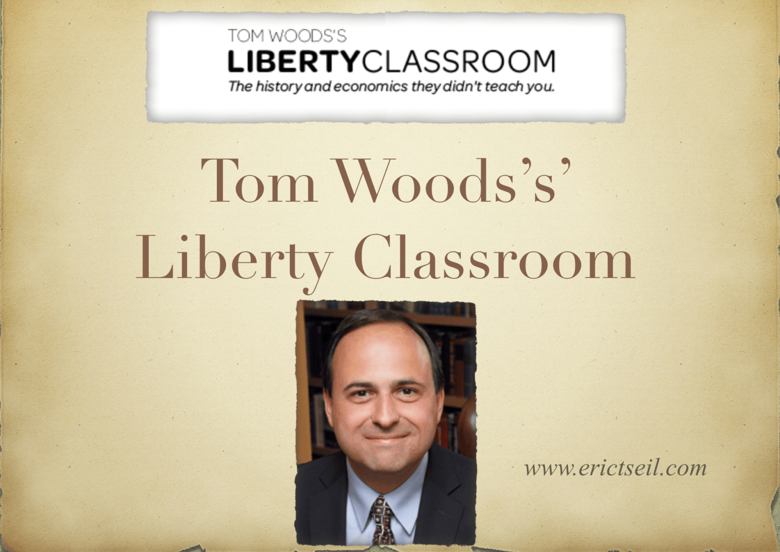 Tom Woods Liberty Classroom