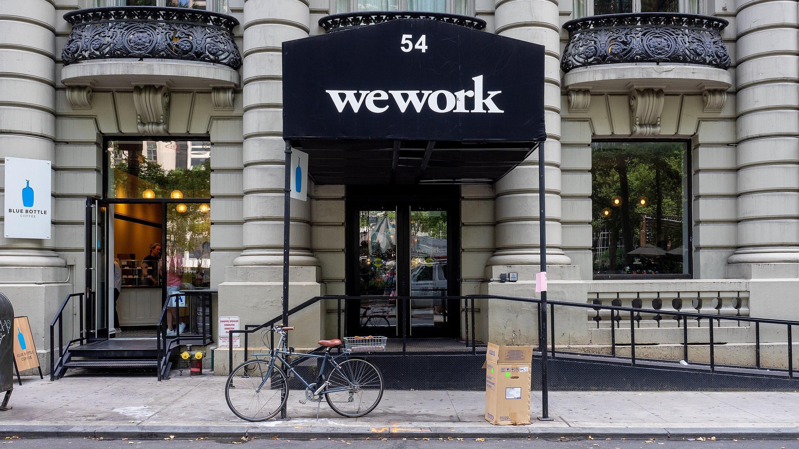 WeWork Company Profile