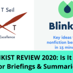 Blinkist Review- Main