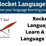 Rocket Language Program- Main