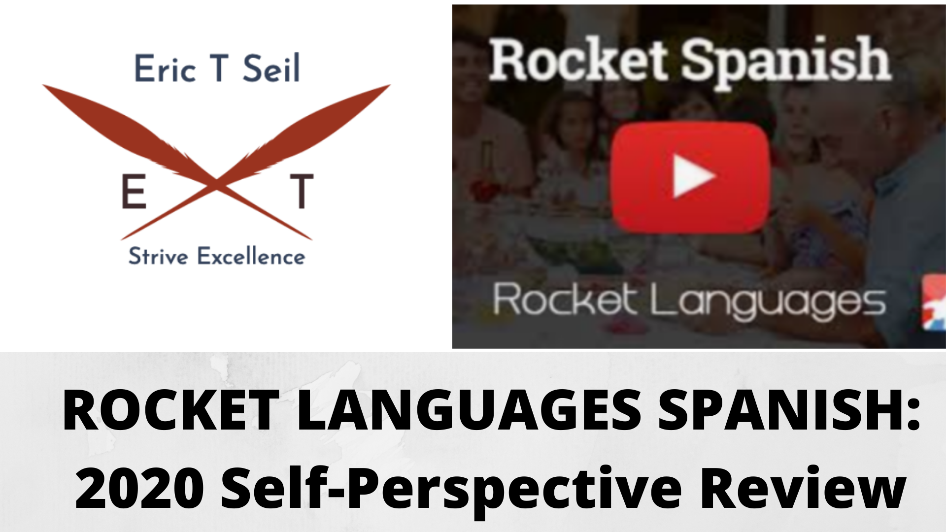 Rocket Languages Spanish- Main
