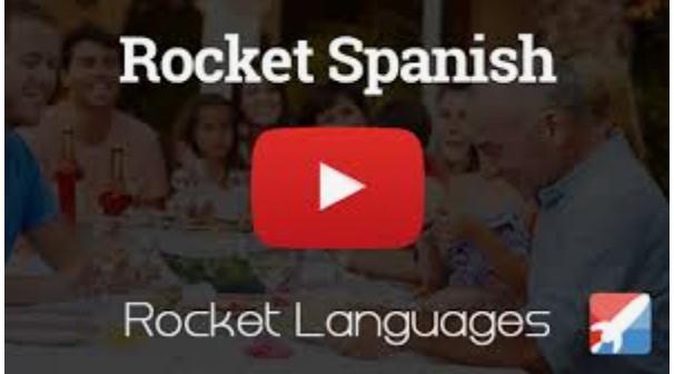 Rocket Languages Spanish- Main