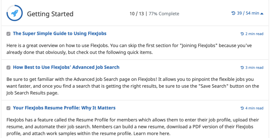 FlexJobs Review- 1
