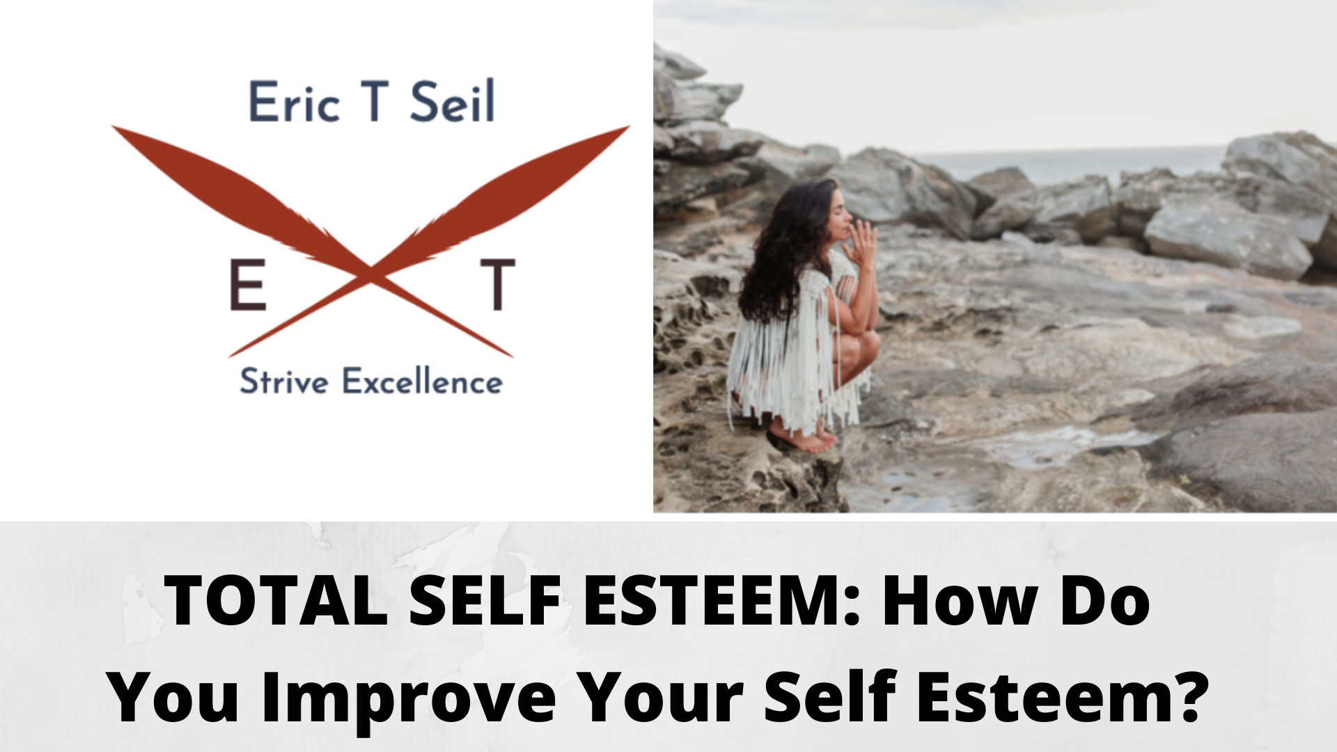 How Do You Improve Your Self Esteem- Main