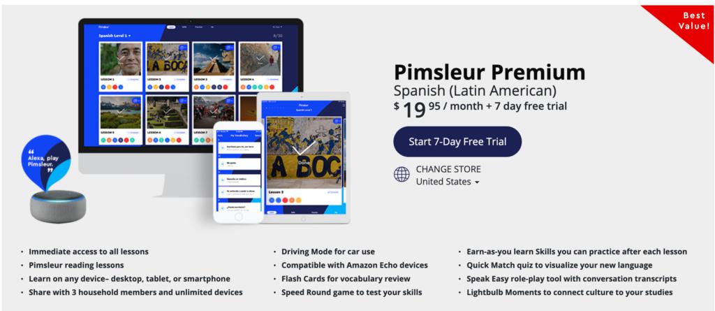 The Pimsleur Language Programs- 4