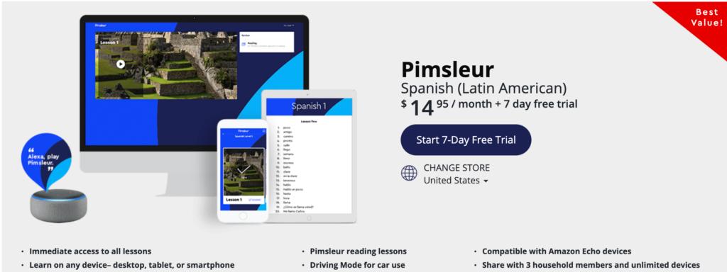 The Pimsleur Language Programs- 5