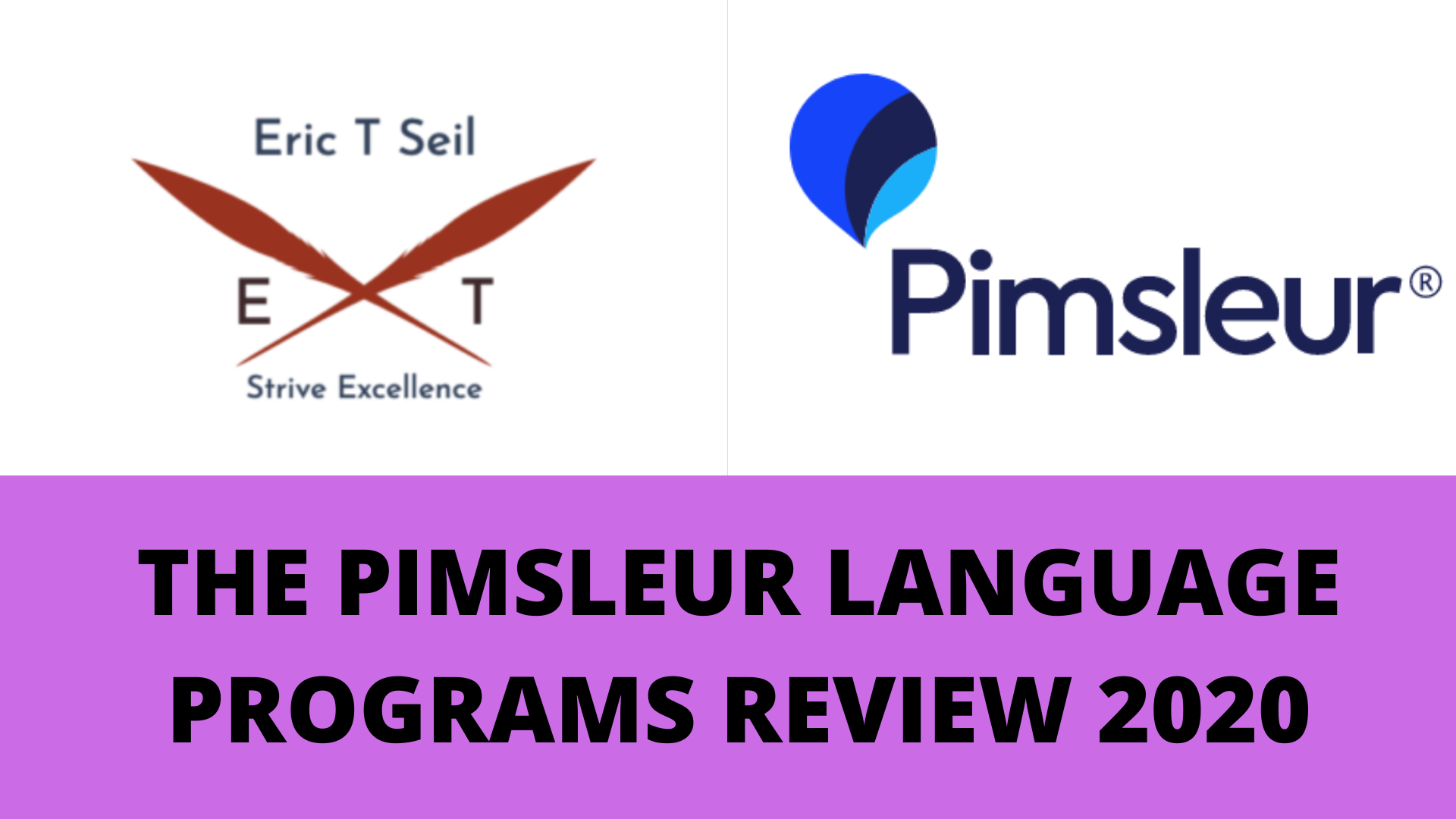 The Pimsleur Language Programs- Main