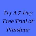 Pimsleur Trial