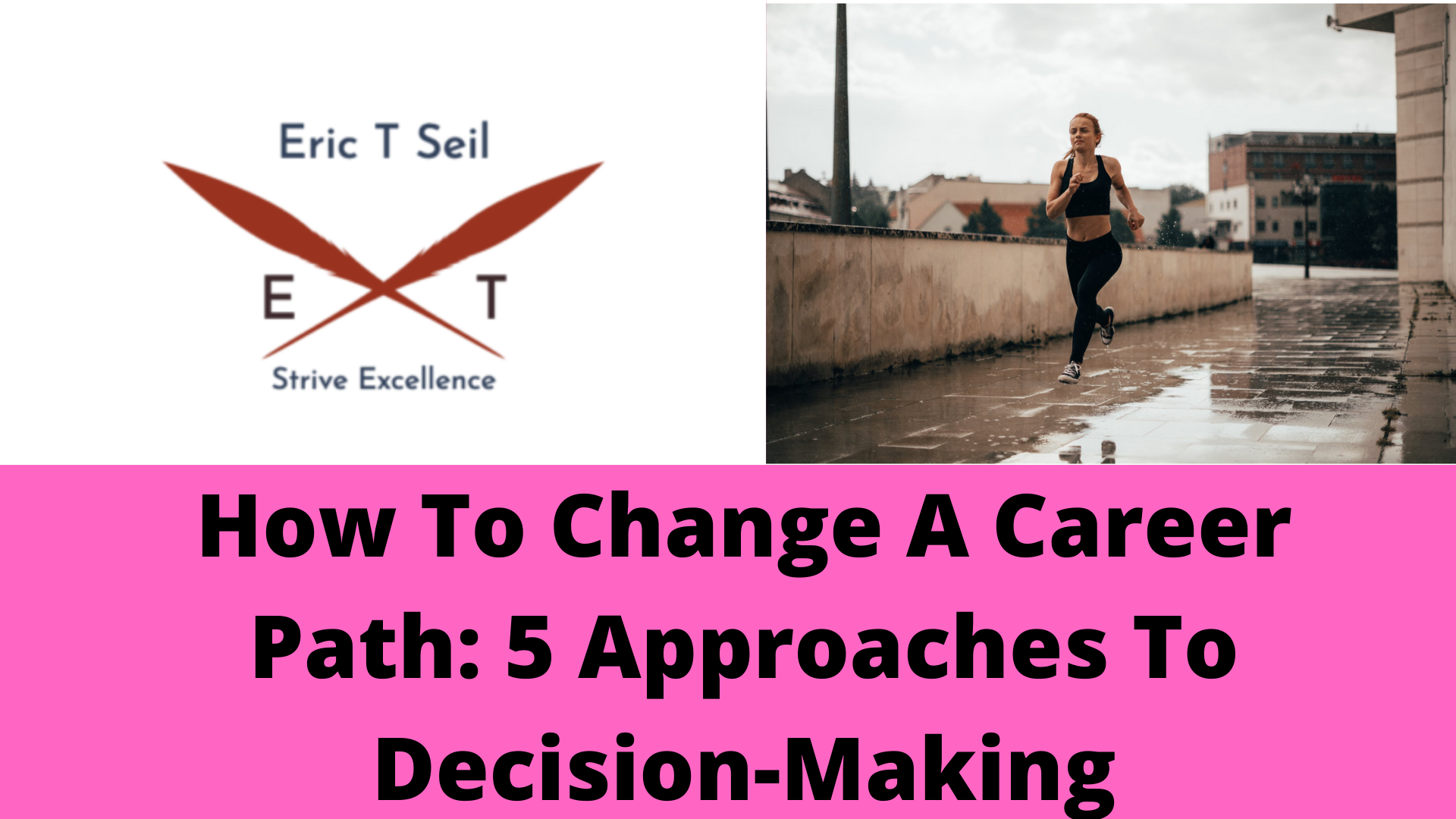 How to change a career path- Main