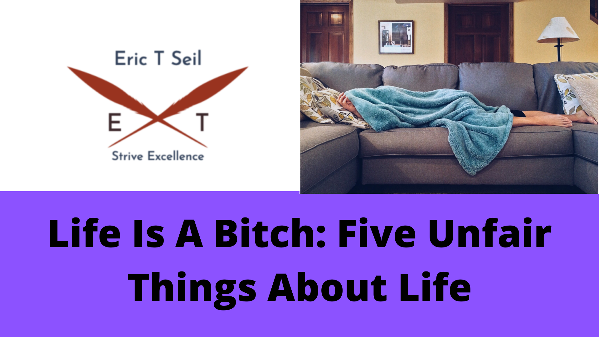 life is a bitch- main