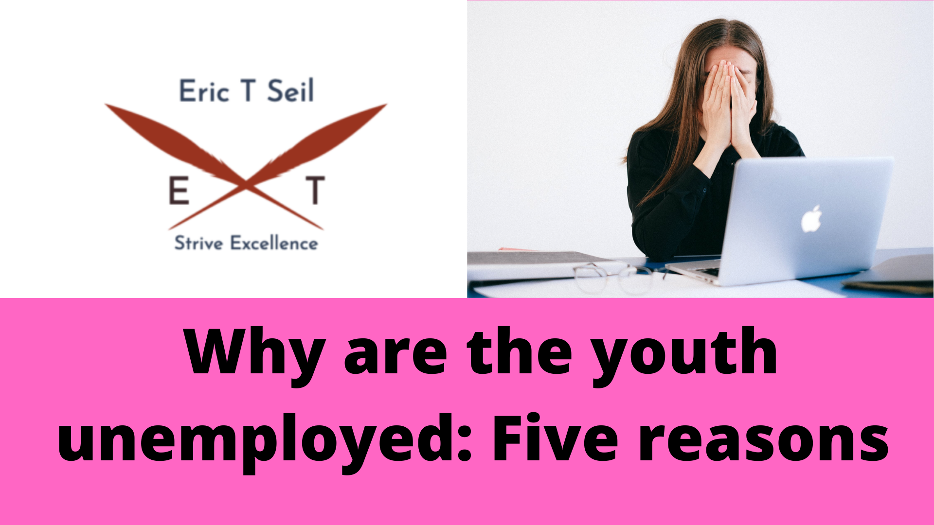 Why are the youth unemployed- Main