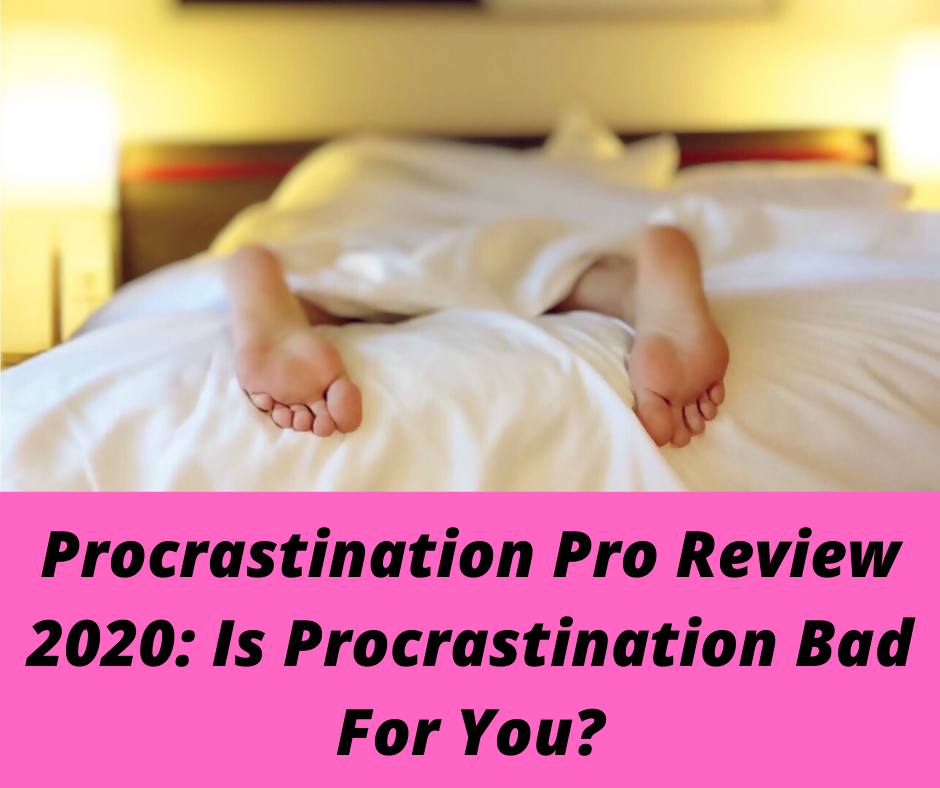 Procrastination Pro Review- Main