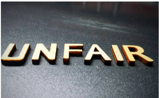 How to deal with unfairness- 1