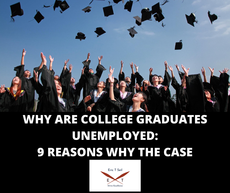 Why are college graduates unemployed- Main