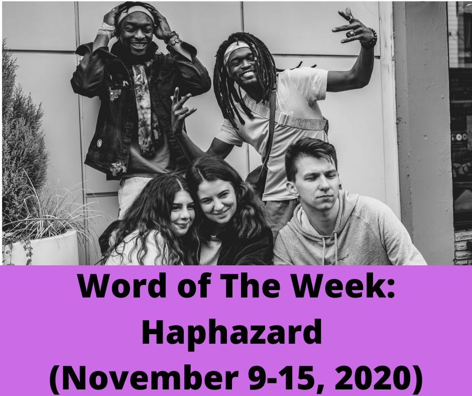 Haphazard- Main
