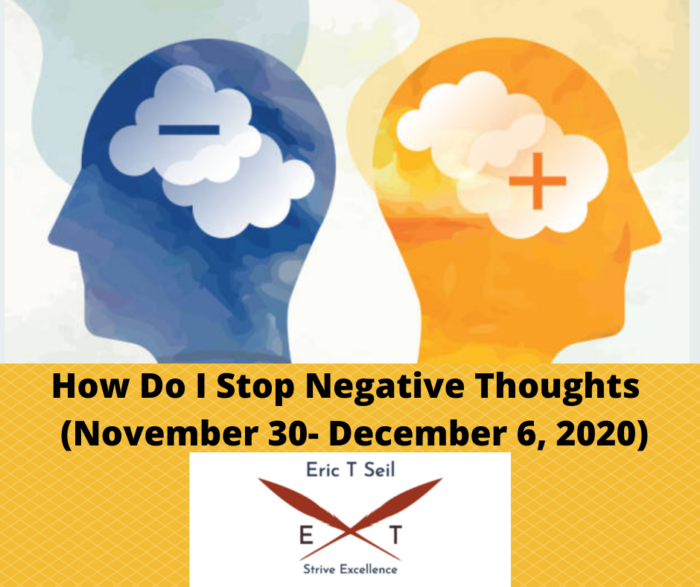 How do I stop negative thoughts- Main cover