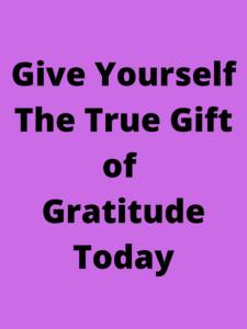 Tony Robbins Gift- Program