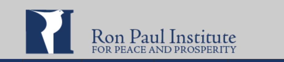 Latest Ron Paul News- RPI