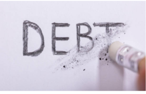 What to do with my stimulus check?-Debt