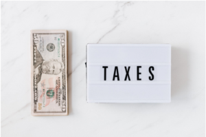 What to do with my stimulus check?-Taxes