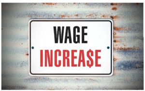 Make 20000 dollars fast- Wage increase