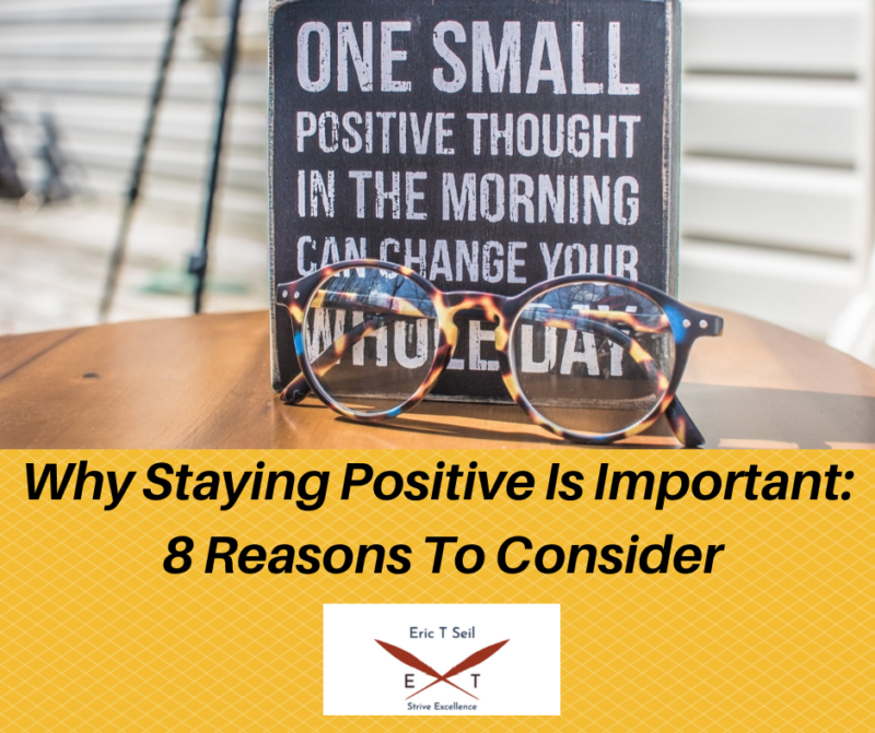Why staying positive is important- Main cover